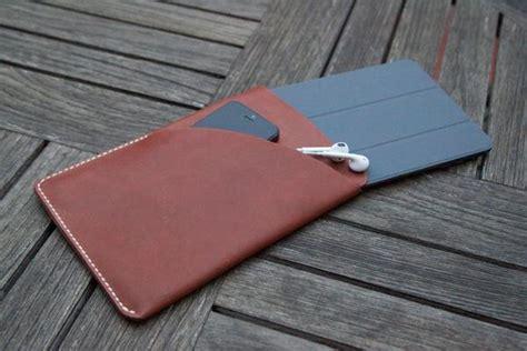 handmade leather ipad mini case gadgetsin