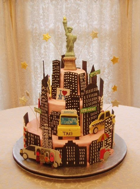 Best 25+ New York Cake Ideas On Pinterest  Cheesecake New