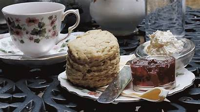 Tea Durham Crook Hall Cream Afternoon Gardens
