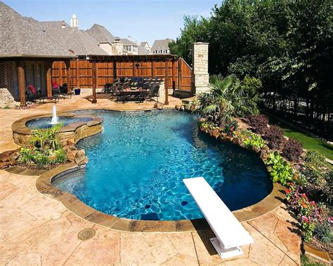 Pool Ideas by Pool Landscaping Ideas Mathifold Org