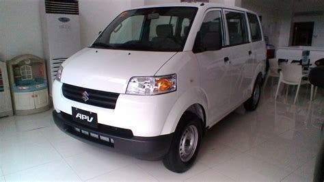 Suzuki Apv Arena Hd Picture by Suzuki Apv Ga With Dual Airbag Color White