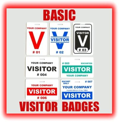 Visitor Pass Template by Visitor Pass Template Coles Thecolossus Co