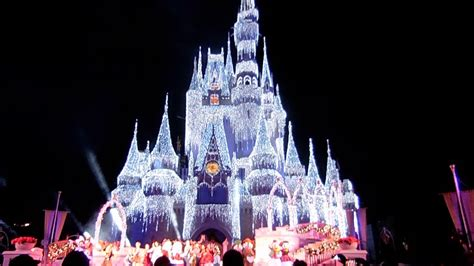 walt disney world  years  day    christmas