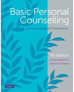 Book Detail  Basic Personal Counselling  A Training Manual