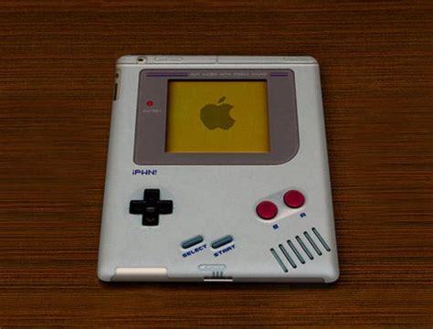 Ipwn! Game Boy Ipad 2 Case