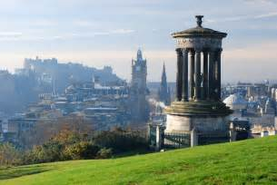 your own planner calton hill edinburgh walkhighlands