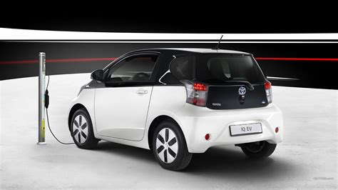 Compact Electric Cars by Wallpaper Electric Car Scion Iq Toyota Iq Land