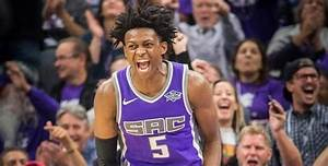 Kings News DeAaron Fox Says He Didn39t Shout Kameha During