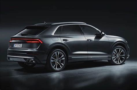 audi sq8 performance suv unveiled with 435hp v8 turbo diesel engine autocar india