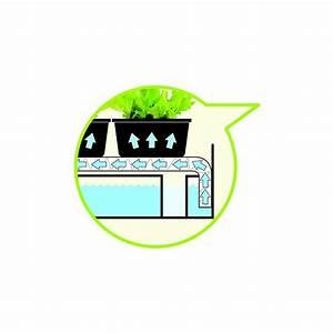 Mini Potager D Intérieur : mini potager d int rieur avec lampe de croissance jardin ~ Dailycaller-alerts.com Idées de Décoration