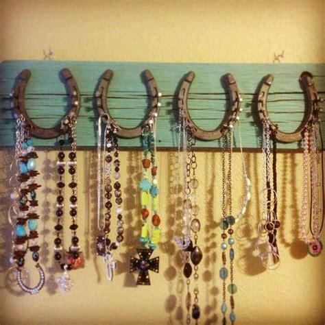 great idea   western jewelry holder western jewelry