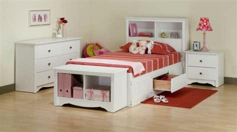 tete de lit avec rangement gain de place  decoration