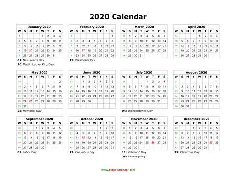 printable calendar month holidays kostilka