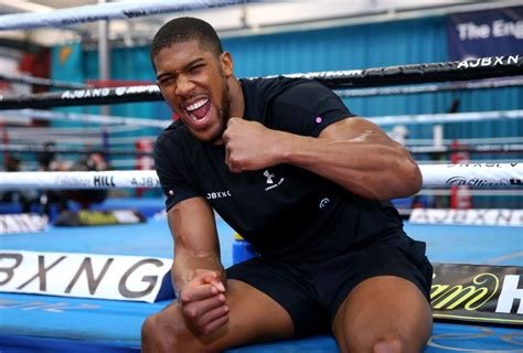 Anthony Joshua needs to forget Brand AJ and focus on ...