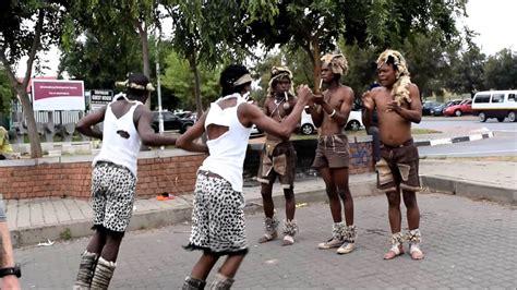 South African Men Tribal Dance!