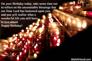 christian, birthday, wishes