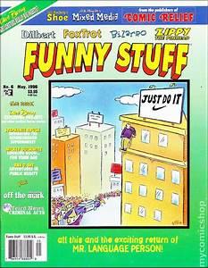 Funny Stuff (1995 Comic Relief) 6 FN