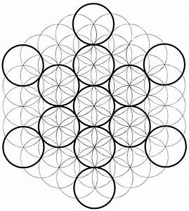 Metatron's Cube: How- to Draw it… | Chemical Marriage