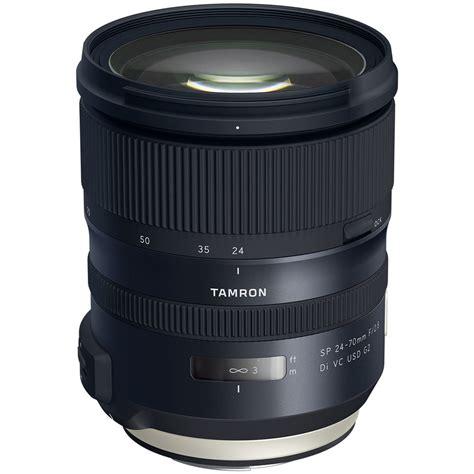 70c in f tamron sp 24 70mm f 2 8 di vc usd g2 lens for canon ef
