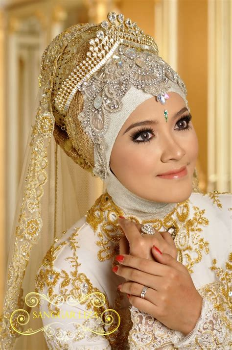 islamic wedding hijab style hijabiworld