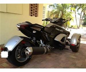 Can Am Spyder A Vendre Particulier : moto can am spyder occasion vendre ~ Maxctalentgroup.com Avis de Voitures