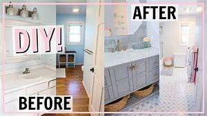 Pin, On, Bathroom, Makeover