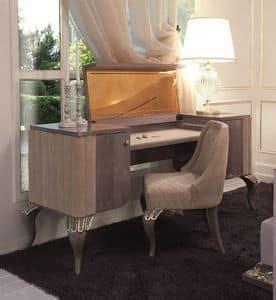 luxus frisiertisch dekoriert f 252 r das schlafzimmer idfdesign