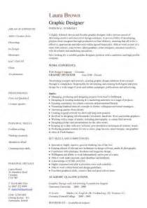 resume format in word for graphic designer graphic designer cv sle resume layout curriculum vitae customers