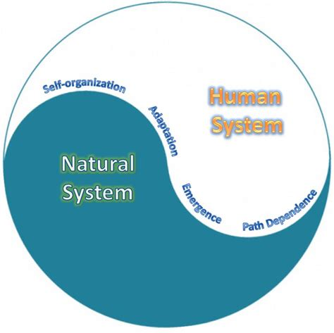 complexity  coupled human natural systems center