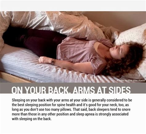best pillow for back sleepers with apnea 8 and how they affect your health