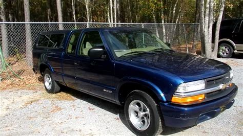 2001 Chevrolet S10 Review Ls Ext Cab * For Sale @ Ravenel