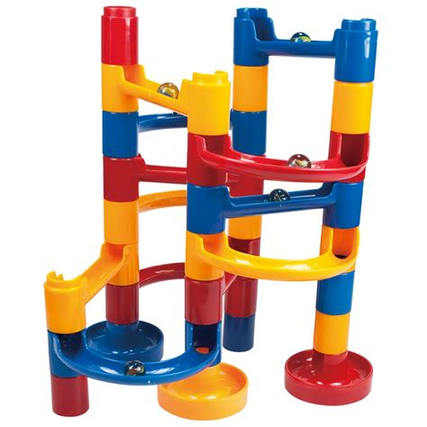 marble pieces marble run toy by galt 30 pieces