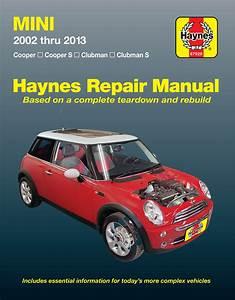 Mini Cooper  Cooper S  Clubman  U0026 Clubman S  2002