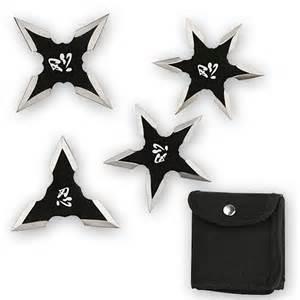 Ninja Shuriken Throwing Stars