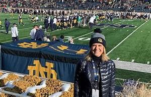 Fox News' Martha MacCallum escapes to Notre Dame football ...
