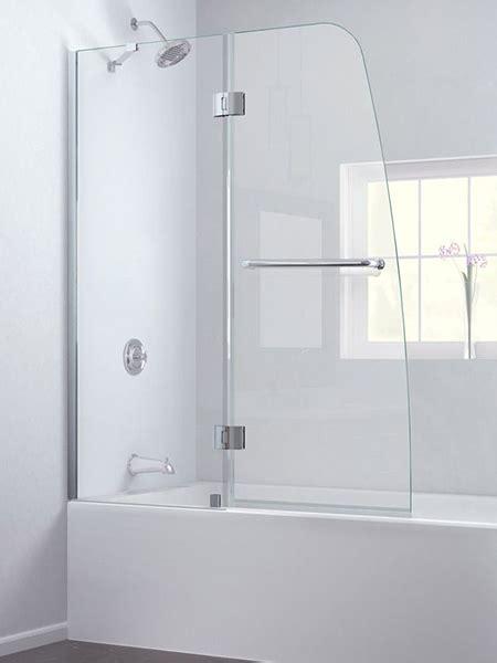 shower curtain or shower door kitchen bath trends