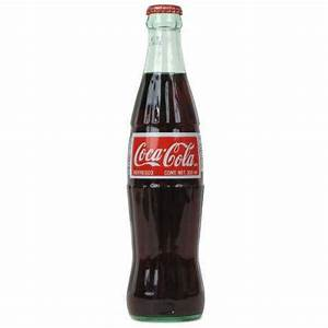 Mexican Coke Coca Cola - 12oz (355ml) Glass Bottles