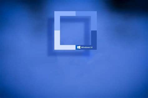 Windows 10 as Desktop Background