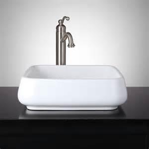 photos of vessel sinks beshore square porcelain vessel sink vessel sinks