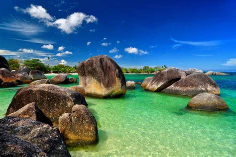 tempat wisata alam  indonesia  wajib dikunjungi