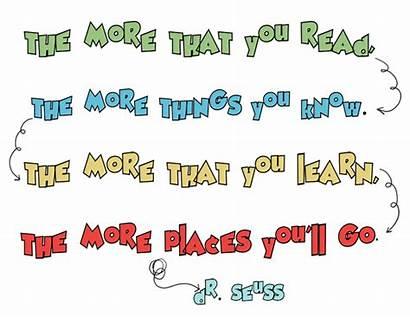 Dr Seuss Quotes Frases Suess Graduation Read
