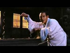 The Forbidden Kingdom Jackie Chan vs Jet Li Fight YouTube ...