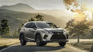 2020 Lexus Rx Gets Big Tech Upgrades  Performance Package