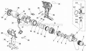 Ridgid 18v Cordless Hammer Drill