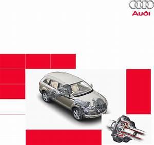 Audi Q7 Workshop Manual Service Training 363 Pdf