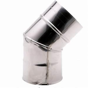 Tuyau Inox 200 : coude hors querre 30 inox 200 ~ Edinachiropracticcenter.com Idées de Décoration