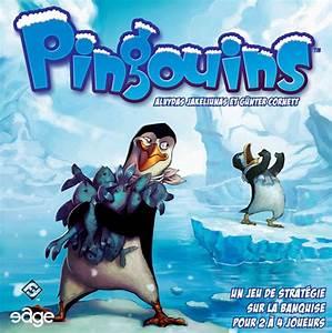 Pingouin Sur La Banquise : pingouins nouvelle dition un jeu dit par edge ~ Melissatoandfro.com Idées de Décoration