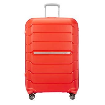 Valise extensible Samsonite Flux Spinner Rouge 68/25 cm