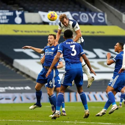Tottenham 0-2 Leicester: Player Ratings as Foxes Beat ...