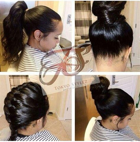 Versatile Sew In Hairstyles by Versatile Sew In Makeup Hair Hair